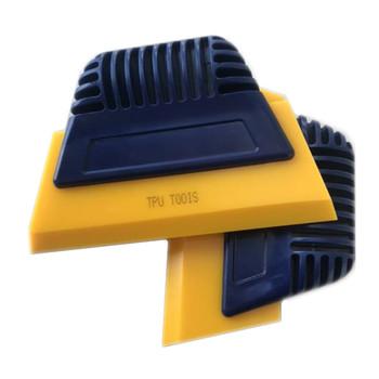 Importowane ścięgna narzedzia samochodowe naklejki narzędzia do owijania okno odcień folia kij ściągaczki Razor skrobak akcesoria samochodowe tanie i dobre opinie qili plastic Tworzyw sztucznych i gumy do pielęgnacji 0 1kg