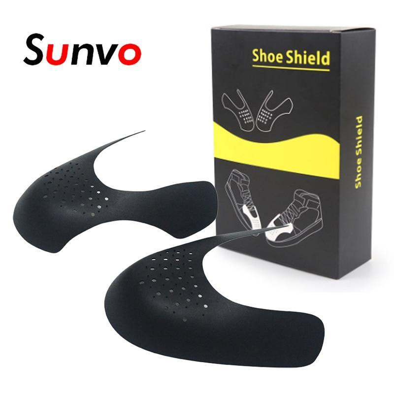 С коробкой для обуви, защитные кроссовки, защита от складок, защита для ног, растягиватель, расширитель, формирователь, поддерживающая обувь...