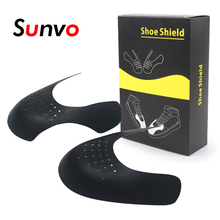 With Box Shoe Shield Sneaker Anti Crease Toe Caps Protector Shoe Stretcher Expander Shaper Support Shoes Wrinkled Dropshipping