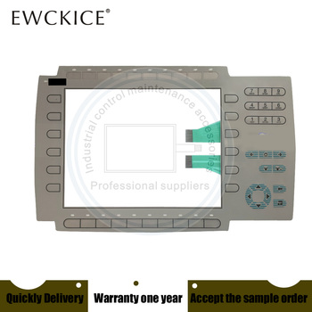 NEW Panel 800 PP846A 3BSE042238R1 3BSE042238R2 HMI PLC Membrane Switch keypad keyboard new 6es7633 2bf02 0ae3 c7 633 6es7 633 2bf02 0ae3 hmi plc membrane switch keypad keyboard