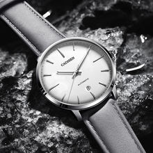 Мужские автоматические механические часы cadisen miyota 8215