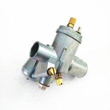 Карбюратор для мотоцикла 17 мм, карбюратор для Zundapp C50 Super Sport 1/17/77 17 мм, настройка Vergaser Bing Moto Carb