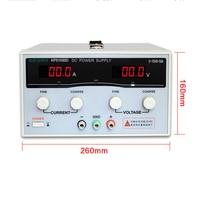 2 Pcs KPS1550D High precision Adjustable LED Dual Display Switching DC power supply 220V EU 15V/50A