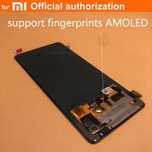 AMOLED LCD Fingerprint For Xiaomi 9 T Mi 9T Mi9T LCD Display Touch Screen Digitizer Assembly For Mi 9T Pro Mi 9T Pro LCD Display