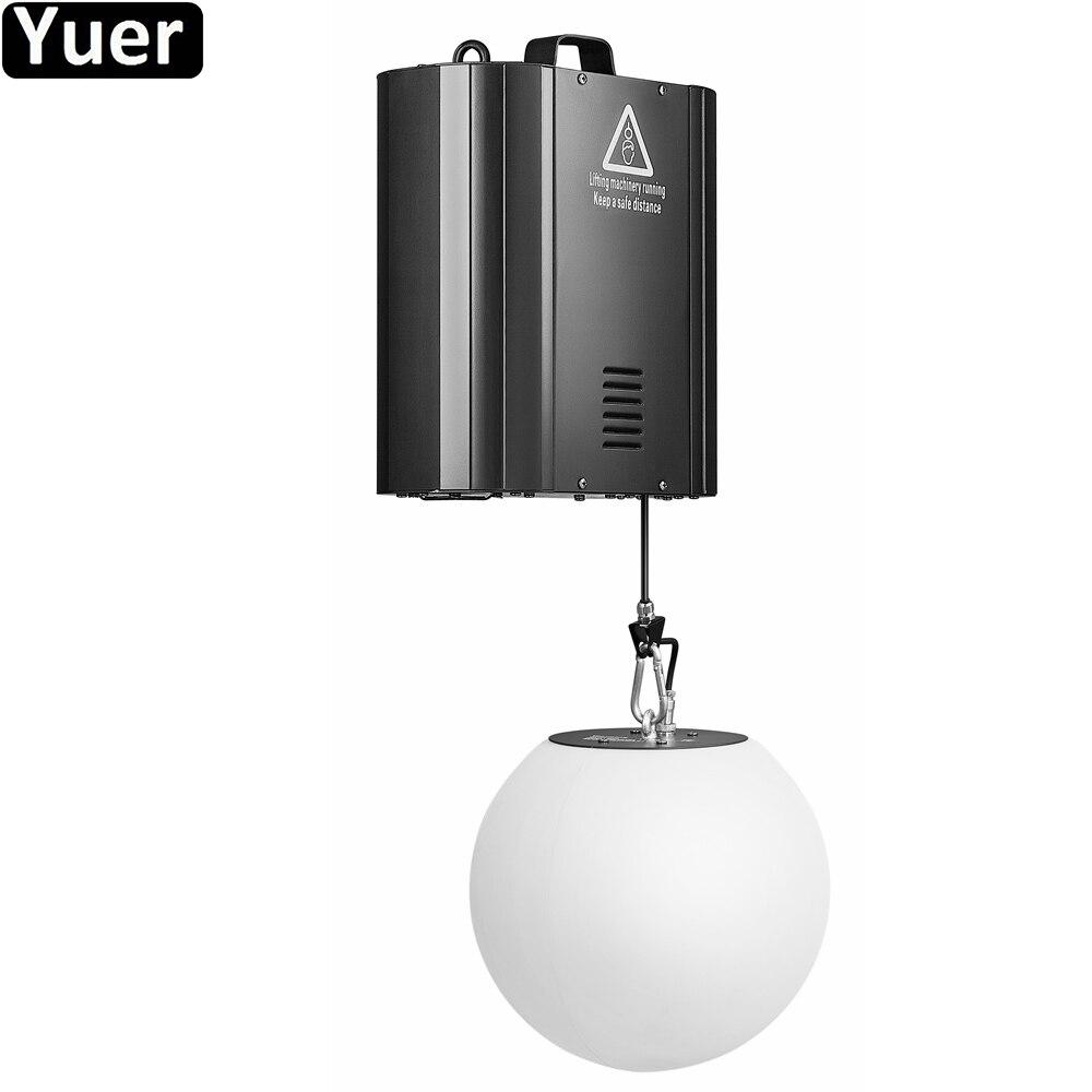 Boule de levage 3D 6-10M en option DMX512 rvb LED hauteur de levage de scène