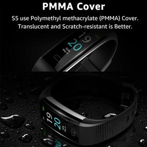 Image 5 - S5 Sports Smart Wristband  Watch Heart Rate Blood Pressure and Body Temperature Monitoring Ip68 Waterproof Bracelet Men s Women
