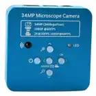 34Mp 2K 1080P 60Fps Hdmi Usb Industrielle Elektronische Digital Video Löten Mikroskop Kamera Lupe Für Telefon Pcbtht Reparing - 1