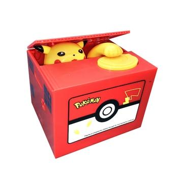 Pikachu Sparbössa