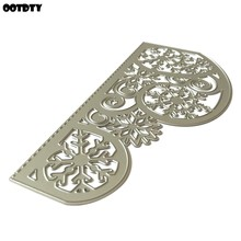 Christmas Snowflake Metal Cutting Dies 2020 Stencil Scrapbooking DIY Album Stamp Paper Card Embossing Decor Handmade Arts Crafts(China)