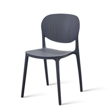 Nordic INS PP Plastic Chair Restaurant for Dining Chair Restaurant Business Office Home Living Room Kitchen Plastic Dining Chair