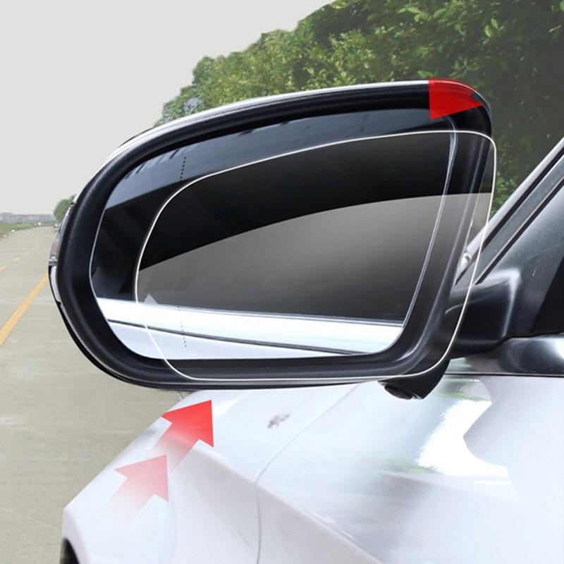 Купить lcyonger 2 шт автомобильное боковое зеркало заднего вида hd