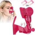 Электрический корректор для носа, поднятие носа, шейпер, корректор красоты, мост носа, выпрямление, массажный зажим, подтяжка лица, инструме...