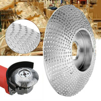 Time Saving Polishing Shaping Disc Abrasive Tool Carving Sanding Grinding Wheel Easy Operate Home Wood Hard Angle Grinder Rotary