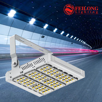2020 Factory Outlet Hot Sale with Meanwell Driver Led Light 120w Led Tunnel Light Led Outdoor