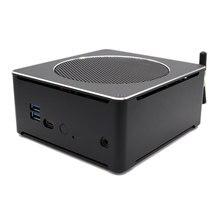 8-го поколения Intel мини ПК компьютер Core i7 8850H 8750H 6 ядер 12 потоков 32 Гб DDR4 2* M.2 SSD i5 8300H UHD графика 630 Мини DP WiFi