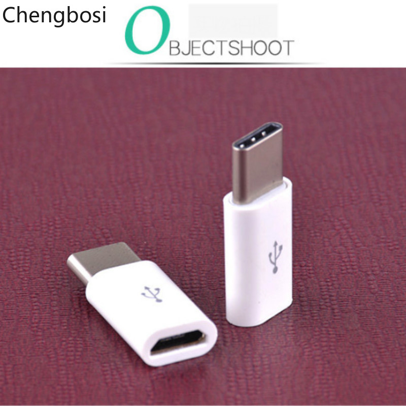 Micro Usb Male To Type c Microusb To Type C Converter Adapter for Huawei Macbook Oneplus Xiaomi Otg Data Charging Charger Cable in Phone Adapters Converters from Cellphones Telecommunications