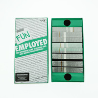 Family Entertainment Board Game FUN EMPLOYED Anti Card Similar Board Game Cards Against Kids Toys