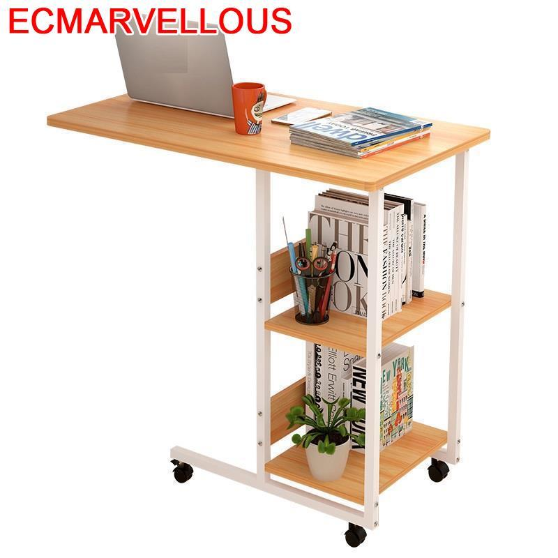Portable Escrivaninha Pliante Bed Portatil Scrivania Ufficio Mesa Notebook Adjustable Laptop Stand Desk Computer Study Table