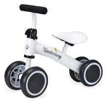 Balance-Bike Riding-Toys Baby Toddler Kids Walk Child Learn Get for 1-3-Years Sense No-Foot-Pedal