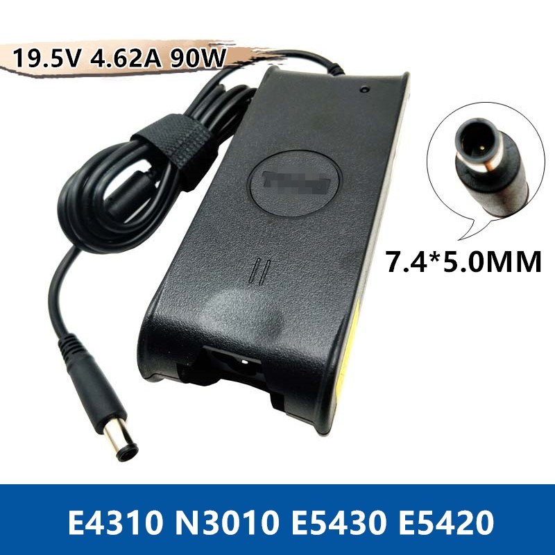 19.5V 4.62A 90W Universal Laptop Power Adapter Charger For DELL DA90PE1 00 Notebook Latitude E4310 N3010 E5430 E5420