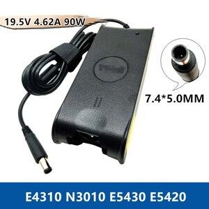 19.5V 4.62A 90W Universal Laptop Power Adapter Charger For DELL DA90PE1 00 Notebook Latitude E4310 N3010 E5430 E5420(China)