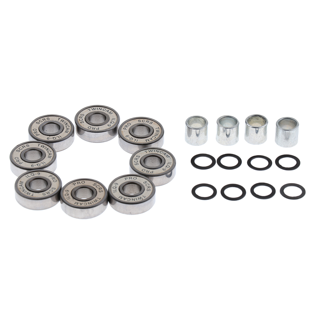 Skateboard Speed Kit- Bearing Spacers And Speed Washers Skateboard Accessories Parts
