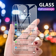 Explosion-Proof Tempered Glass untuk Blackview BV6100 Film Pelindung untuk Blackview BV5500 A60 BV9600 BV9500 Film HD Aksesoris(China)