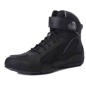 Image 4 - ARCX Motorcycle Boots Men Motorcycle Shoes Moto Riding Boots Breathable Motorbike Biker Chopper Cruiser Touring Ankle Shoes