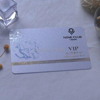 High Quality Custom Printing Cheap Plastic Membership Vip PVC Card