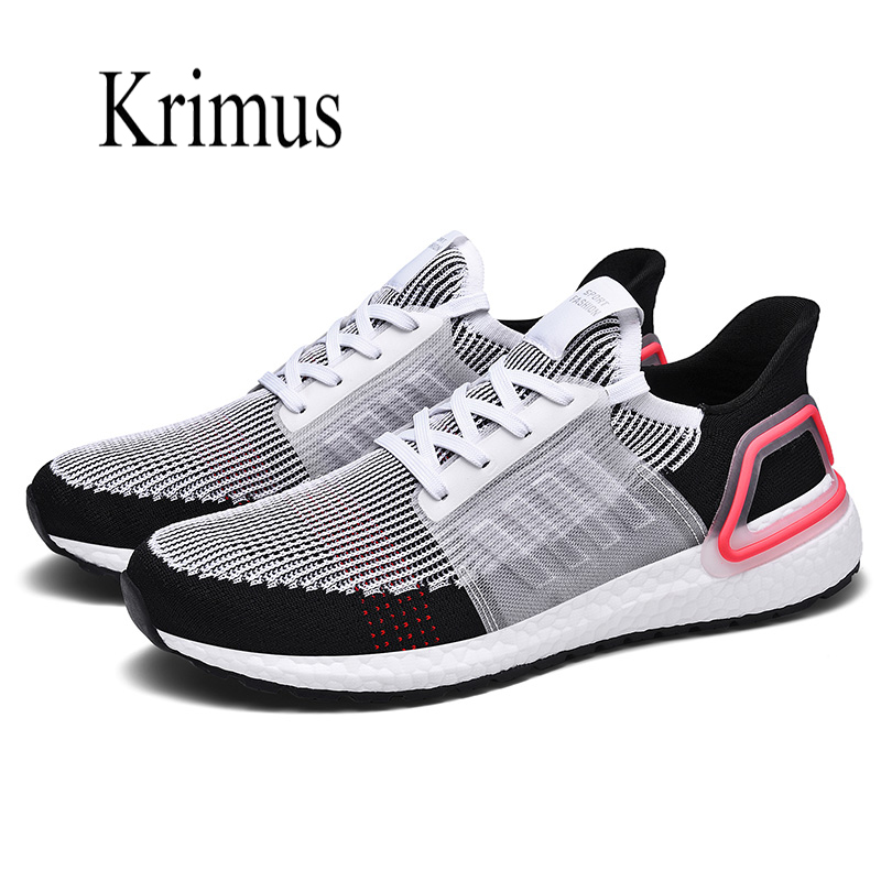 Shoes Men Sneakers Breathable Casual Shoes Krasovki Mocassin zapatillas hombre Comfortable Light Trainers Chaussures Pour Hommes in Men 39 s Casual Shoes from Shoes
