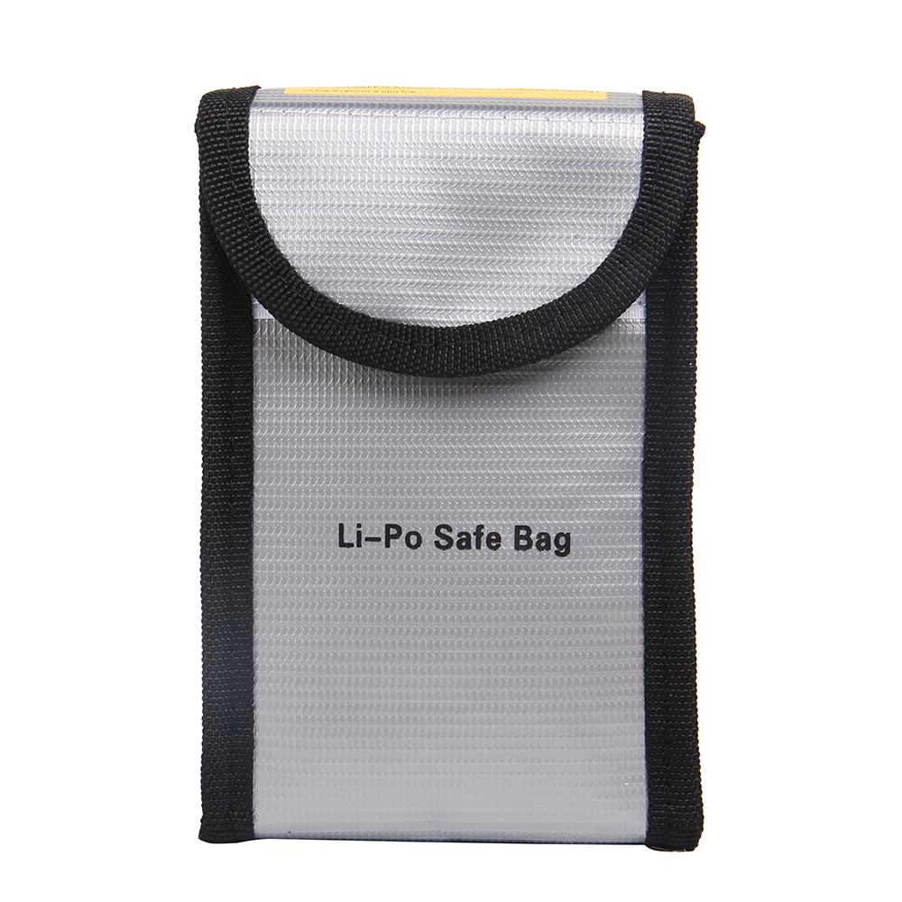 Fireproof Explosionproof Lipo Battery Safe Bag Portable Heat Resistant Pouch Sack For  DJI Phantom 3 Battery Charge & Storage