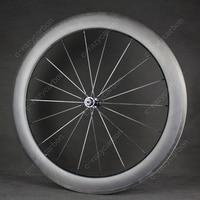 Free Shipping Aerodynamic Wheels U Shape 60mm Depth Carbon Wheelset Full Carbon With R13 Upgraded Hubset 275g