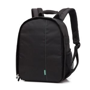 Image 5 - Multi functional Dslr Camera Bag backpack universal Photography Waterproof Knapsack Large Capacity Portable Travel Video Photo
