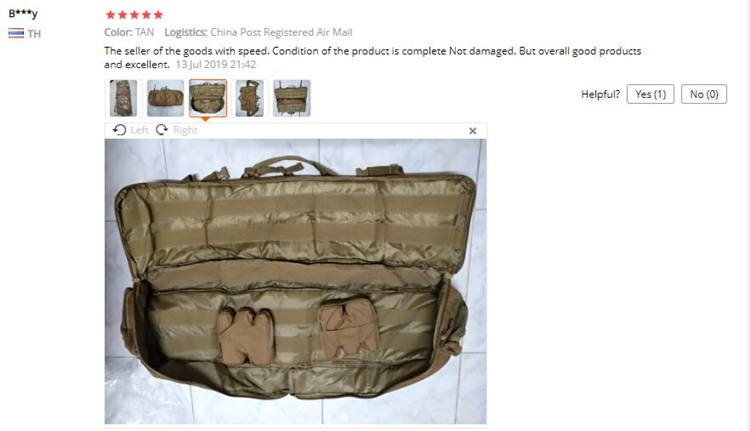 Bolsas p caça