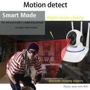 Image 5 - Inesun [2020 mais novo] câmera de segurança sem fio interna inteligente 1080 p casa câmera ip wi fi para monitor do bebê 2 way áudio rastreamento automático
