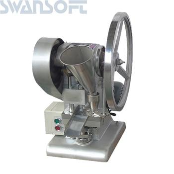 SWANSOFT TDP-1.5T tablet press machine tablet press machine pill pill press tablet lab scale tablet press фото
