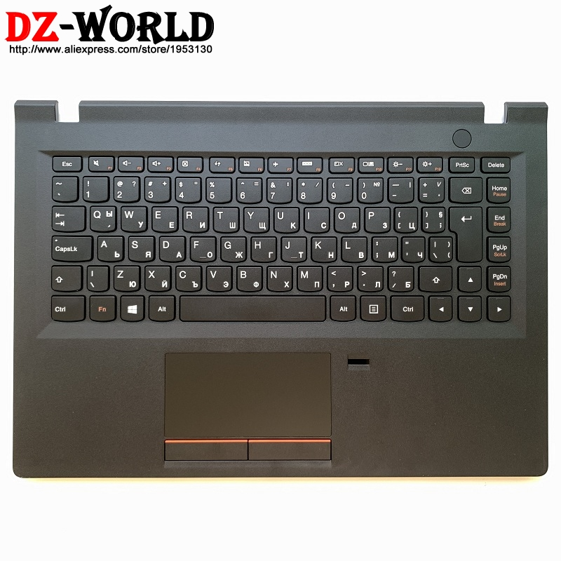 New Original Palmrest Upper Case With Bulgaria Keyboard Touchpad For Lenovo E31-70 E31-80 Laptop C Cover 5CB0J36074 SN20G91729