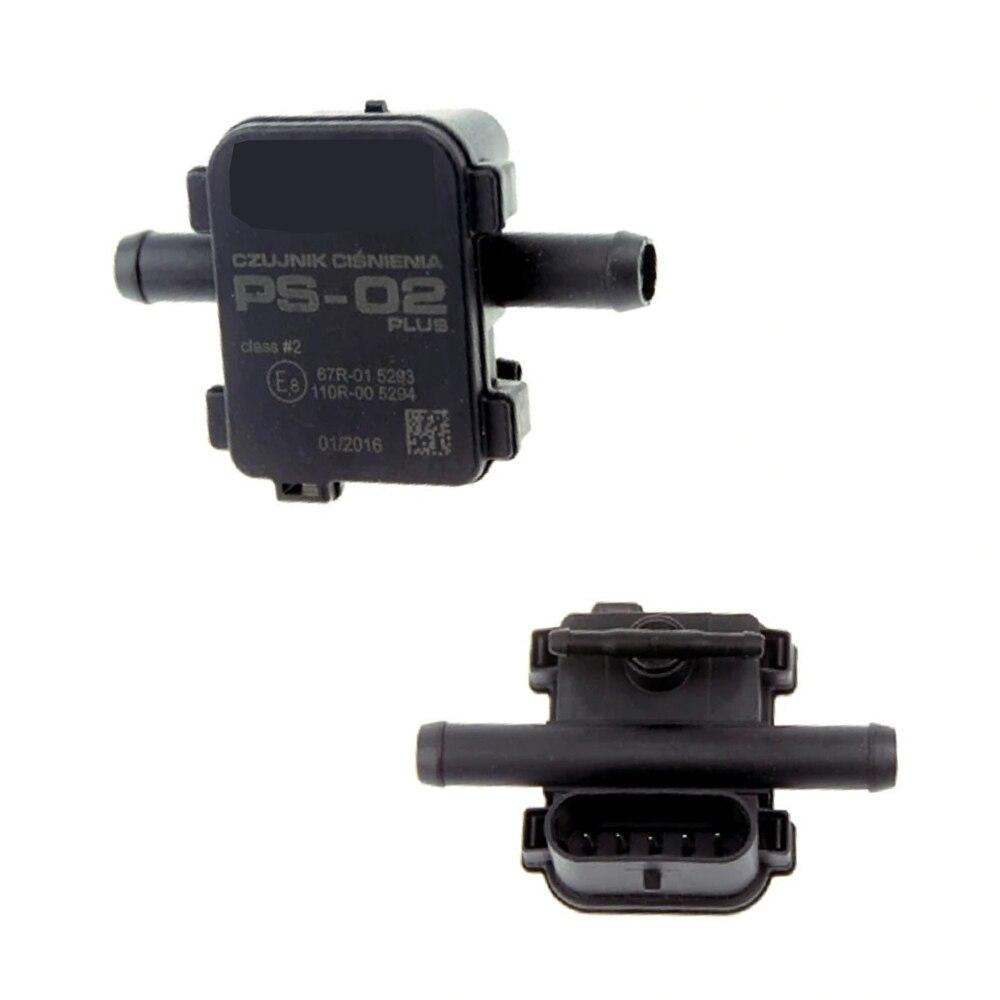 Sensor de presión de Gas de 5 pines LPG CNG MAP para LPG kit de conversión CNG para coche