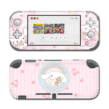 Vinyl Screen Skin Laurel Dog Skins Protector Stickers for Nintendo Switch Lite NS Console Nintend Switch Lite Skins