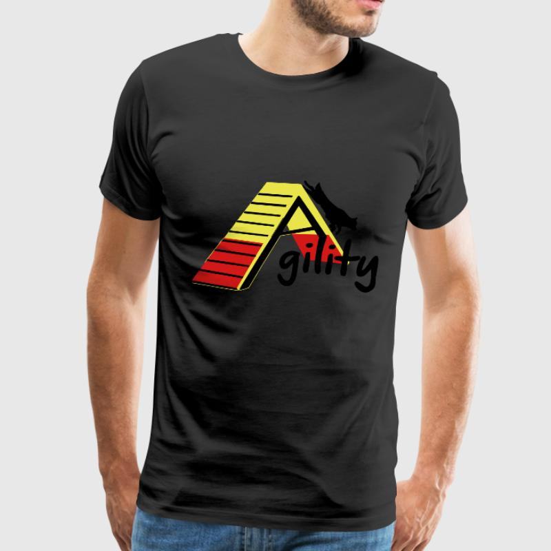 100% Cotton O-neck Custom Printed Men T shirt Agility Women T-Shirt
