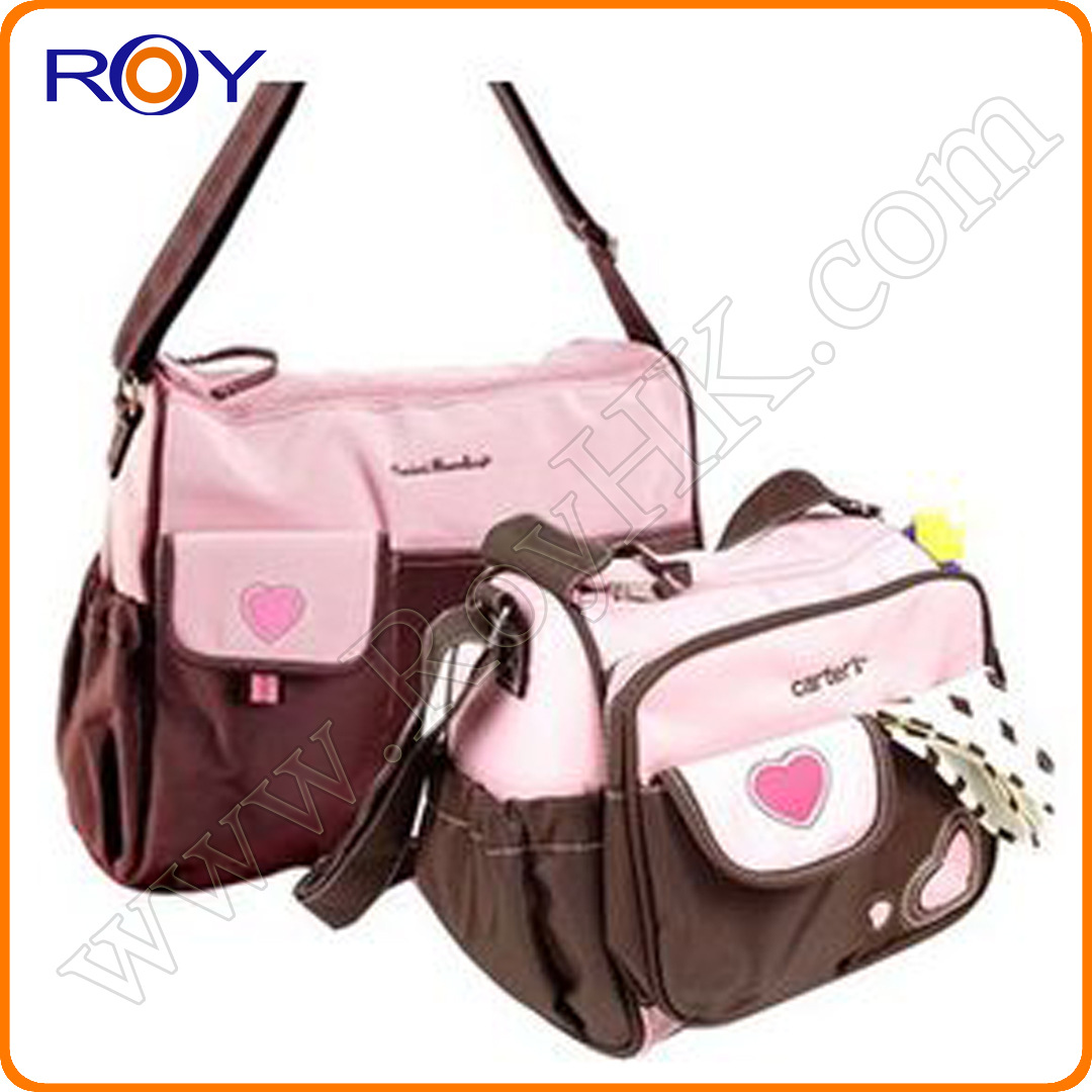 Carte Special Diaper Bag Carter Bags Embroidery Diaper Bag Heart Shape Multi-functional Size Package