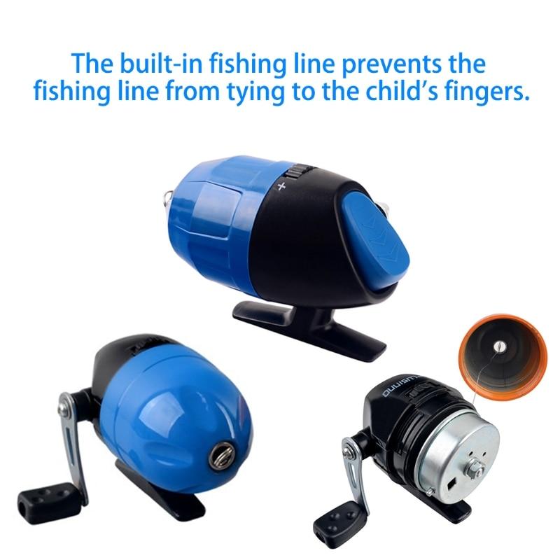 M89D Boys Youth Fishing Po-le - Best Fishing Po-le for Kids - Toddler Fishing Po-le Boys Fishing Po-le Kids Fishing Rod