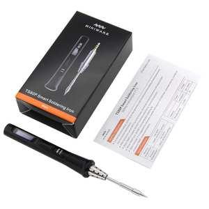 Soldering-Iron-Tool Iron-Tips Oled-Display TS80 Adjustable Mini Smart Temperature Digital
