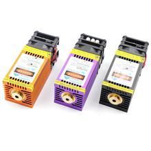 OXLasers ox 15W Modulo Laser Blu 15000mW CNC Incisione FAI DA TE Testa di Taglio per il Taglio Compensato Fuoco Fisso 3Pin 12V con PWM