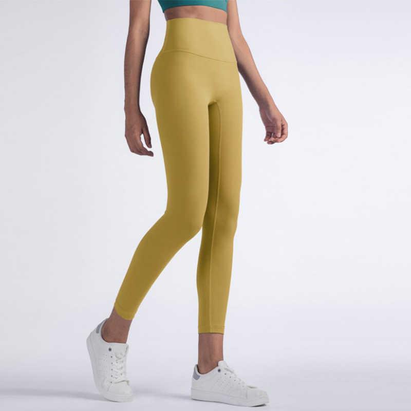 Vnazvnasi 2020 Bán Thể Dục Nữ Chiều Dài Quần Legging 8 Màu Chạy Quần Thoải Mái Và Formfitting Tập Yoga