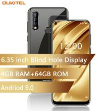 "Get more info on the OUKITEL C17 Pro  2.4G/5G WiFi 4G LTE Smartphone Android 9.0 MT6763 Fingerprint Face ID 6.35""HD Screen 4GB 64GB Mobile Phone"