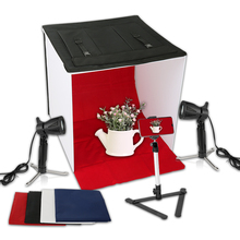 Get more info on the Photography 24 Inch x 24 Inch Table Top Photo Studio Continuous Lighting LED Shooting Tent Box Kit,Camera Tripod & Phone Holder