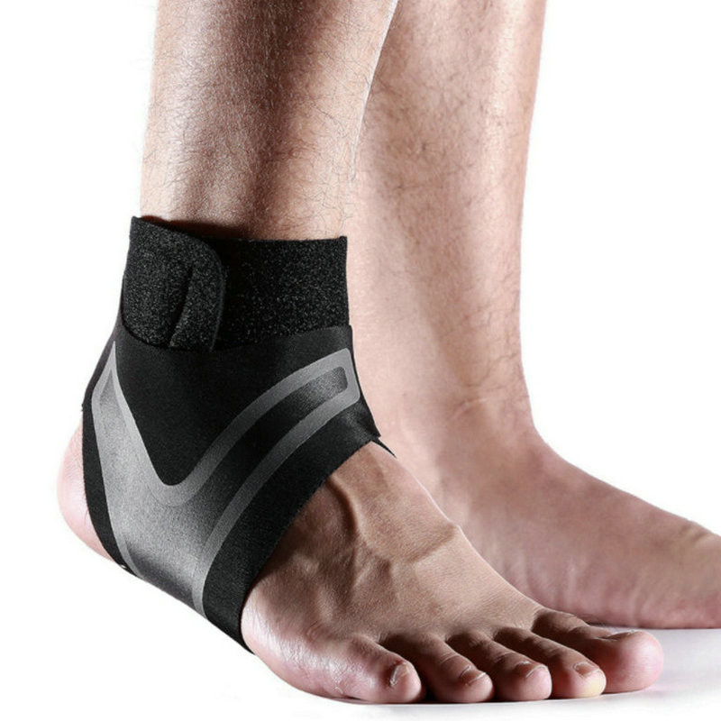Adjustable Elastic Ankle Brace To Protect Sports Compression Bandages, Ankle Boots