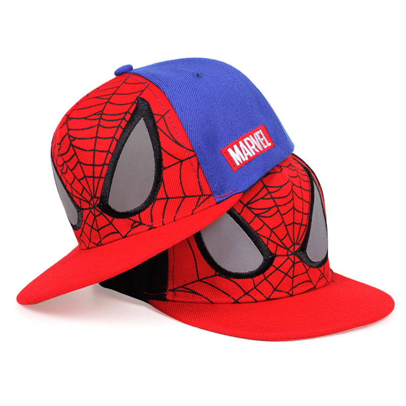 Spiderman Girls Cap