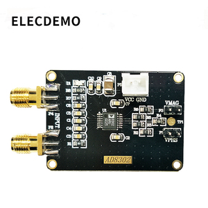 Image 3 - AD8302 amplitude phase detection module wideband logarithmic amplifier phase detector module 2.7G radio frequency IF